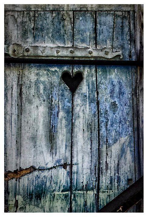 door to heart