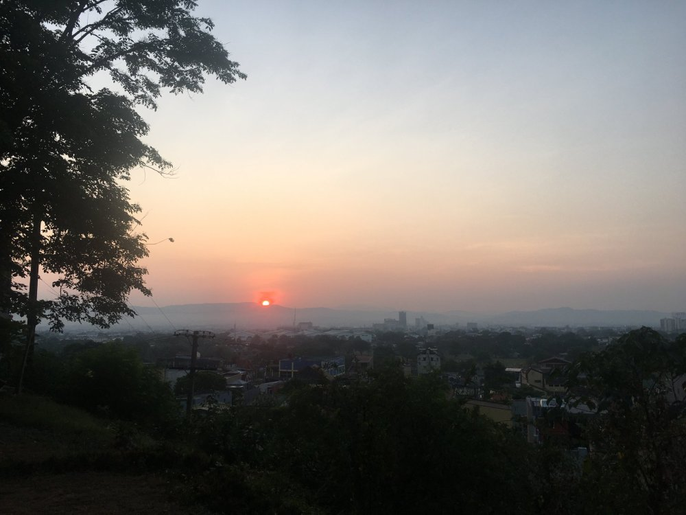Marikina sunrise